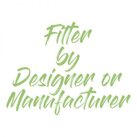 Filter by designer/manufacturer