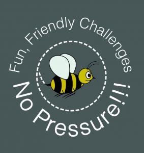 sewing bee logo
